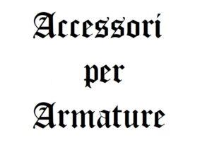 Accessori per Armature