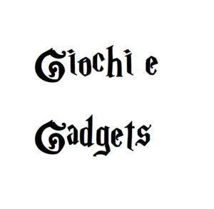 Giochi e Gadgets